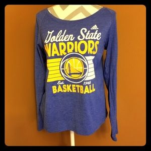 Golden State long sleeve.  Never worn